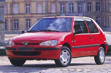 PEUGEOT&nbsp;106&nbsp;